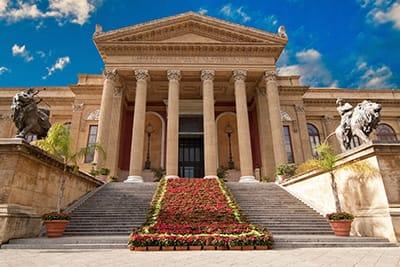 Teatro Massimo Palermo Ciry Tour