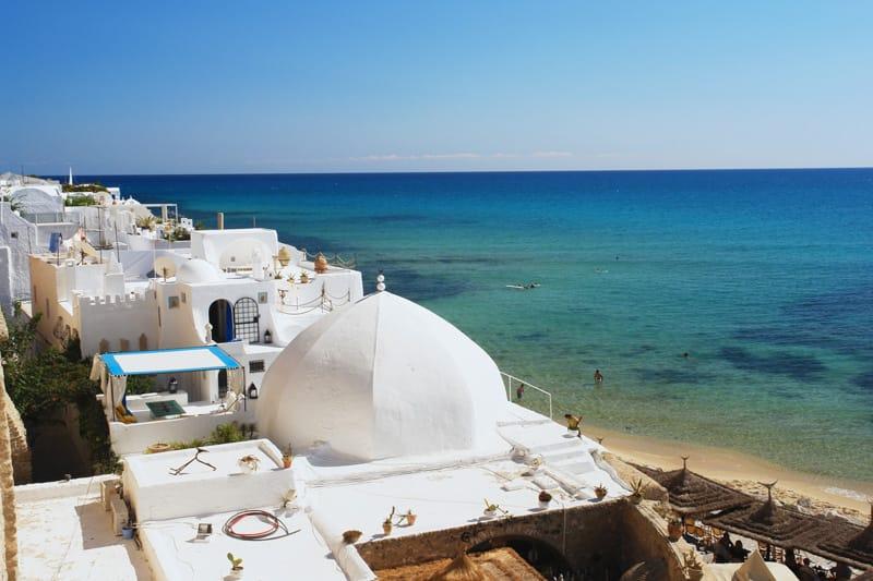 Hammamet - Città Tunisia sul mare dove andare