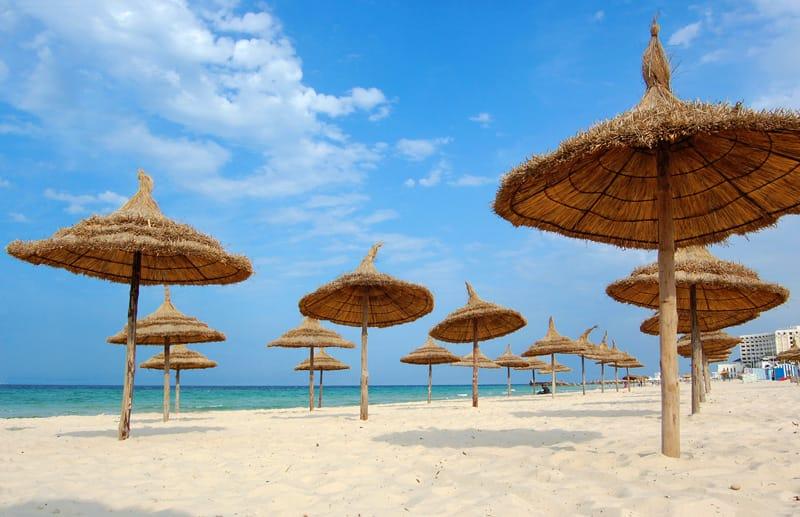 Sousse - città tunisia sul mare