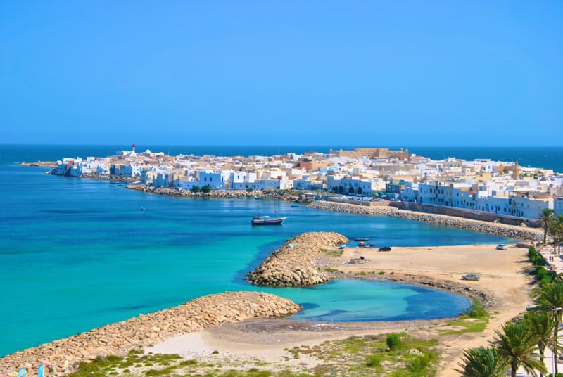 Mahdia - miglior mare della Tunisia