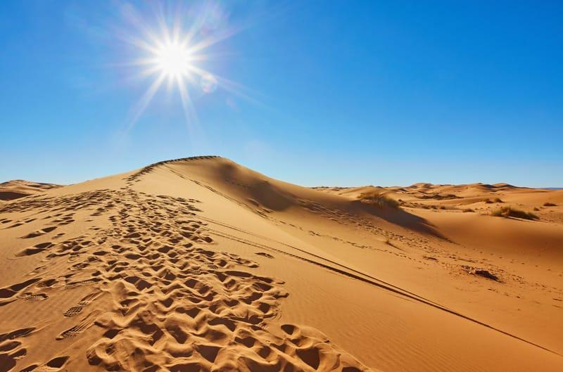 Sahara - Quando andare in Tunisia