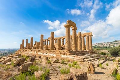 valle dei Templi Agrigento Gran Tour Sicilia Viaggio Organizzato