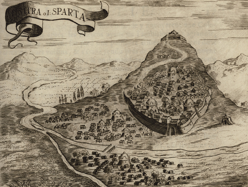 mappa Mistra