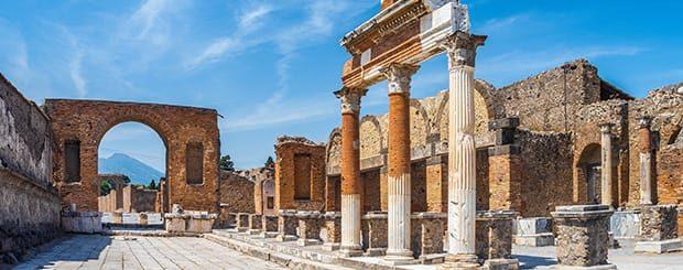 Tour da Napoli a Pompei - tour campania 3 giorni