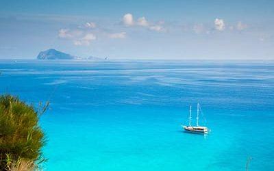 Caicco Isole Eolie - Tour Operator Sicilia