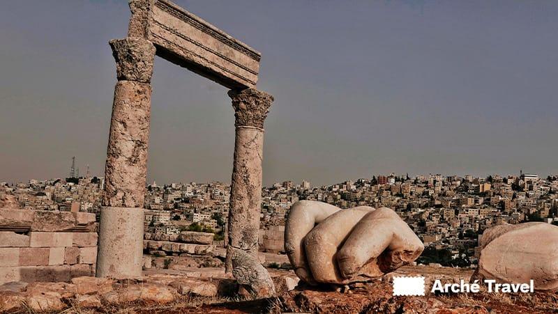 tempio ercole amman cosa vedere