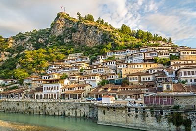 Berat - Fly and drive Albania