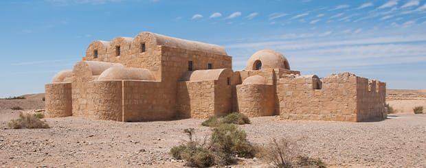 Castelli del Deserto Giordania - Amman Castelli del Deserto