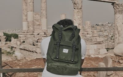 blog giordania guida di viaggio - cittadella di amman