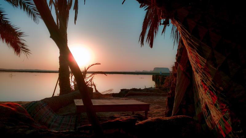 Dove dormire sotto le stelle, dove dormire all'aperto, Siwa, Egitto