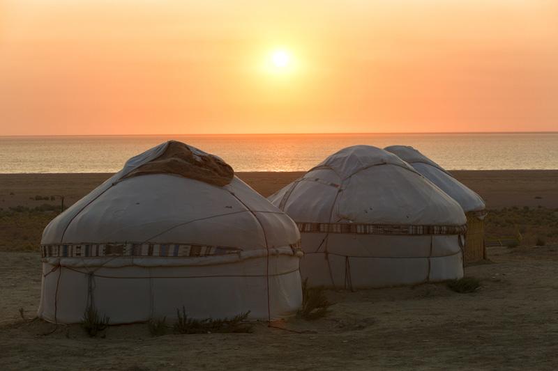 Dove dormire sotto le stelle, Uzbekistan