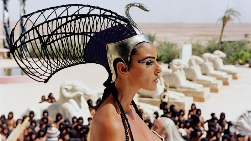 Film Egitto, Asterix e Obelix, Missione Cleopatra