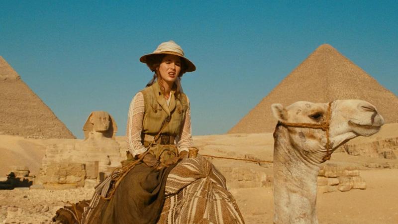 Film girati in Egitto, Film Egitto, Adele e l'enigma del faraone