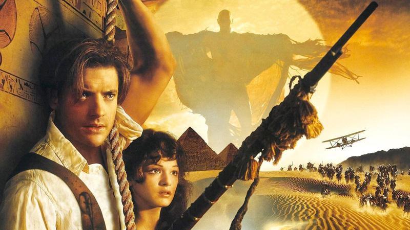 Film girati in Egitto, Cinema Egitto, La Mummia