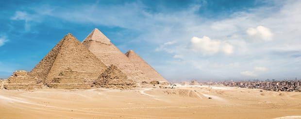 Film Egitto - Film girati in Egitto