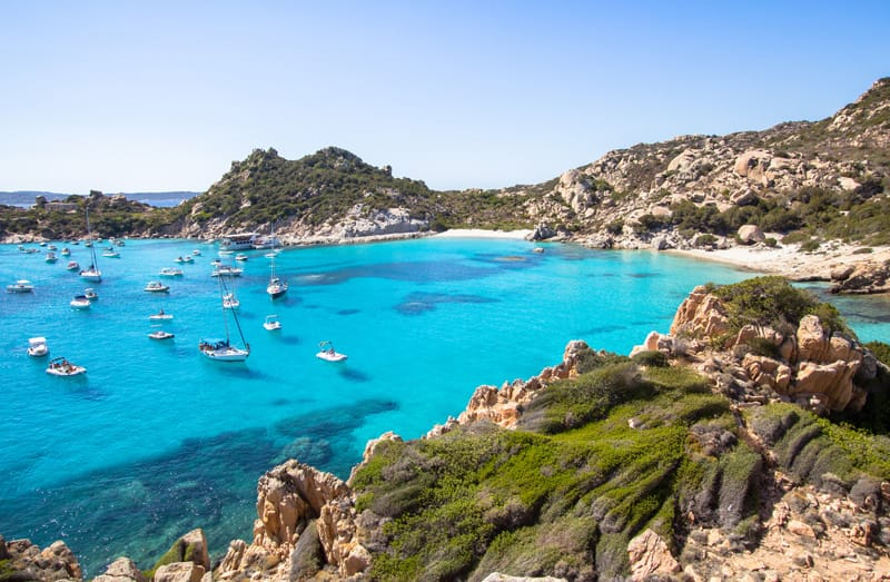 Arcipelago della Maddalena - meraviglie naturali italiane
