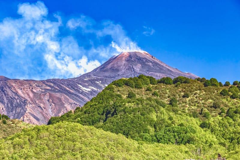 Parco dell'Etna - attrazioni naturalistiche in italia