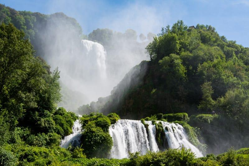 Cascata delle Marmore - meraviglie naturali italiane