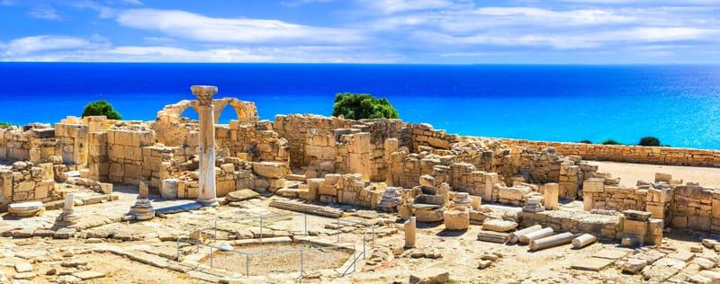 mete estate 2021 sito archeologico Cipro