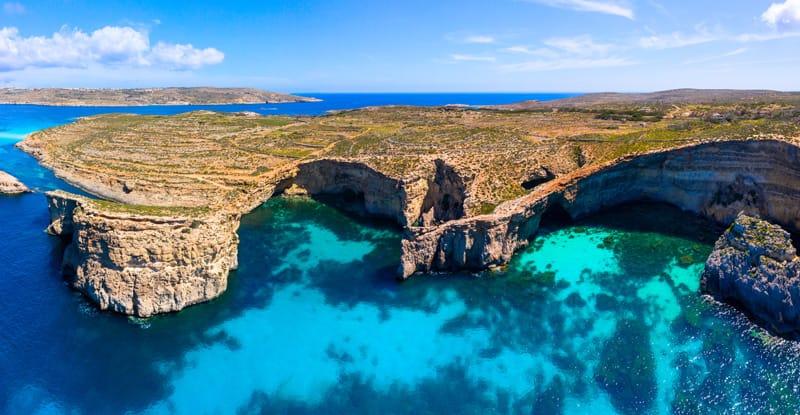 mete estate 2021 Malta blue lagoon
