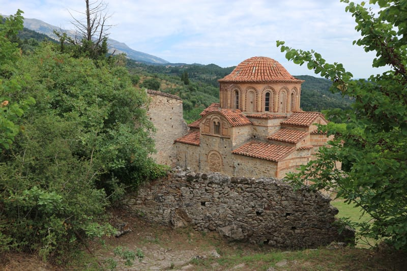Monastero Vrontochion