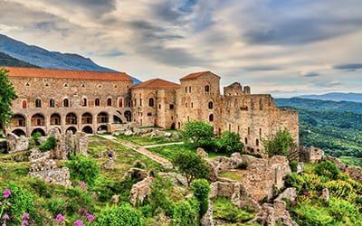 Blog Grecia Guida di viaggio - Mystras Grecia