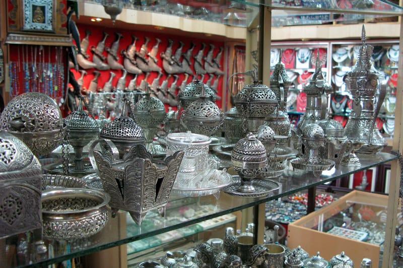 Cosa conviene comprare in Oman, cosa comprare in Oman, Argento