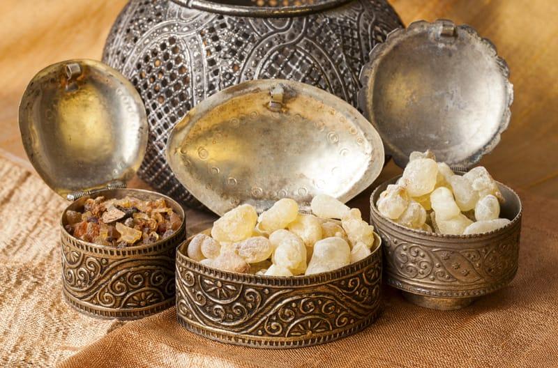 Cosa comprare in Oman come souvenir, incenso