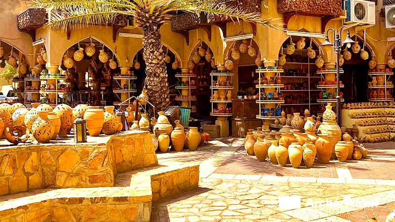 Cosa comprare in Oman, Cosa comprare in Oman come souvenir, Terracotta