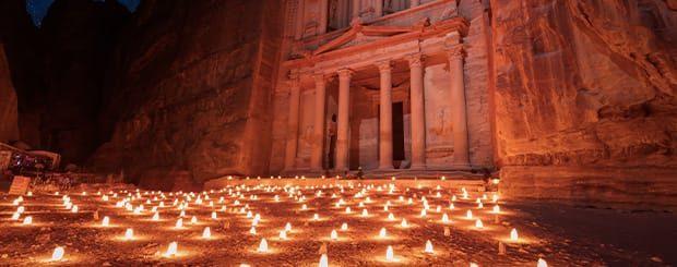 Petra by Night - Petra di notte