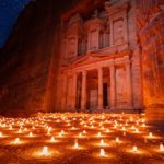 Blog Giordania Visita Petra by Night