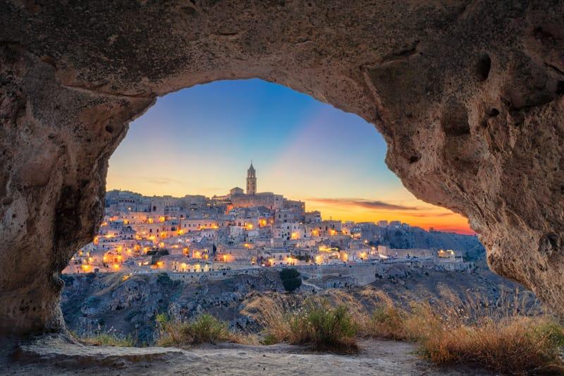 Siti Unesco Italia, Sassi di Matera