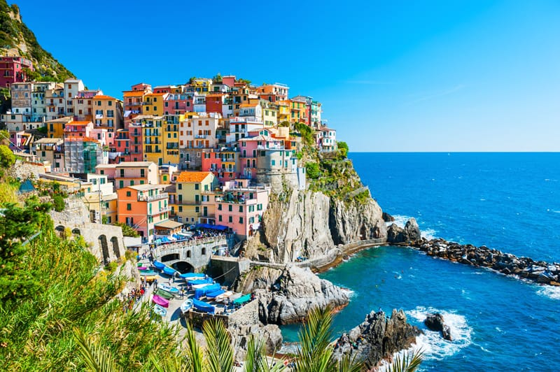 Siti patrimonio unesco Italia, porto venere