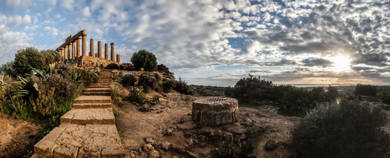 Siti Unesco Italia, La Valle dei Templi