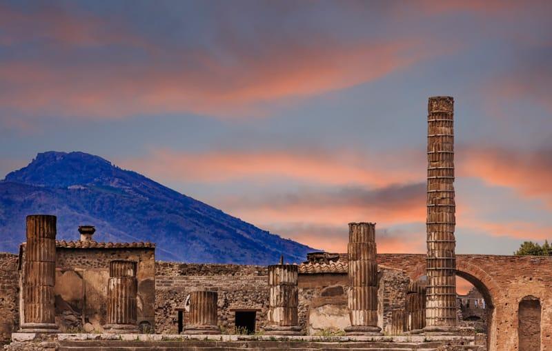 Siti Unesco in Italia, Pompei