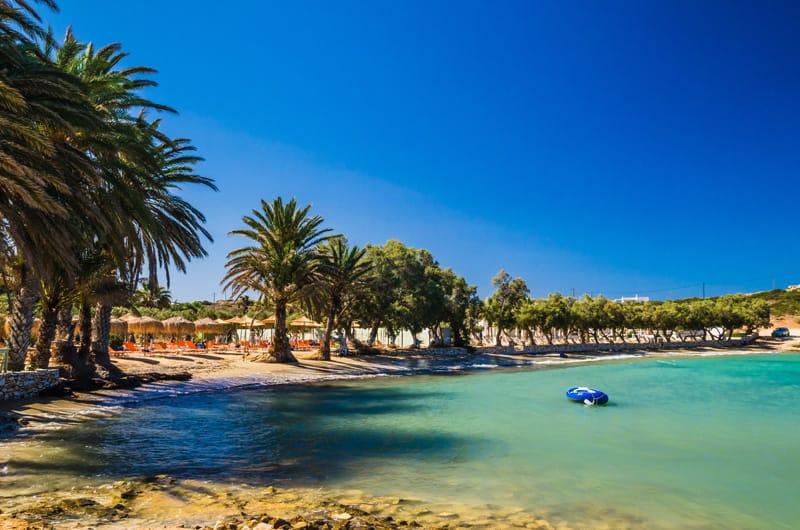 Agia Irini spiagge più belle Paros