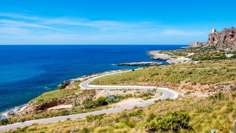 Riserva dello Zingaro - Sicilia - Viaggi on the Road Europa