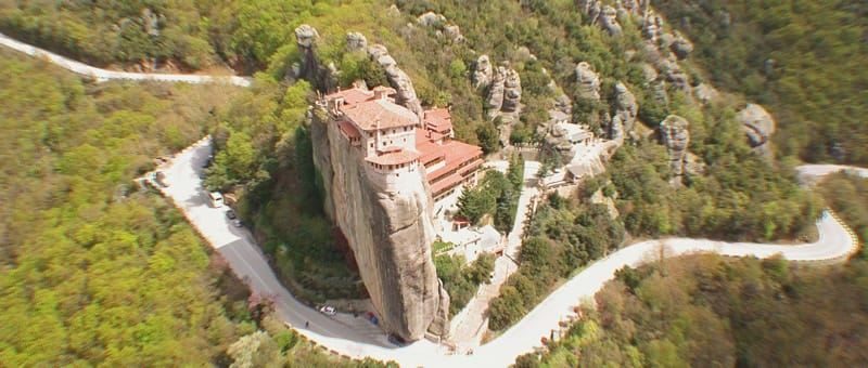 Meteore - Grecia Classica - Viaggi on the Road Estate