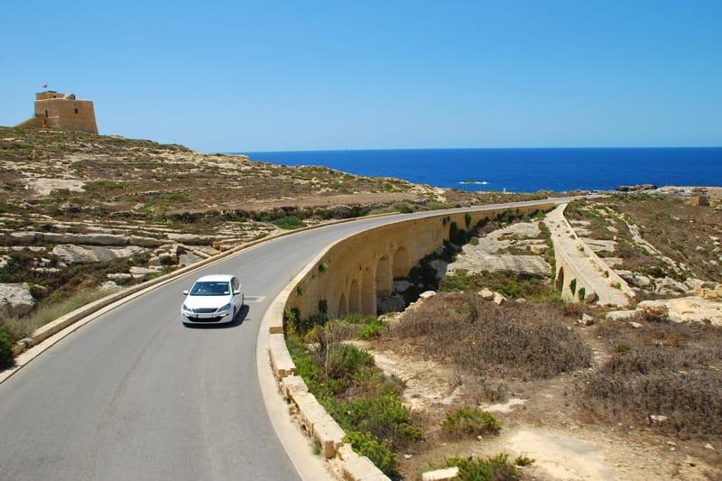 Viaggio in auto - Fly & Drive Malta