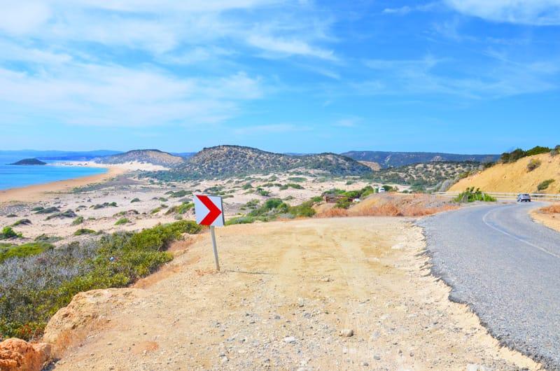 Panorama - Cipro - Viaggi on the road Europa