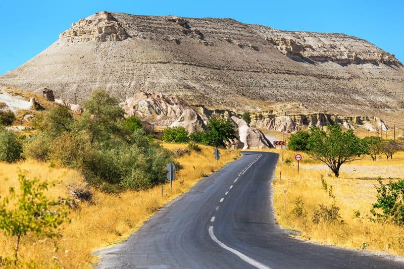 Cappadocia - Itinerario in auto Turchia