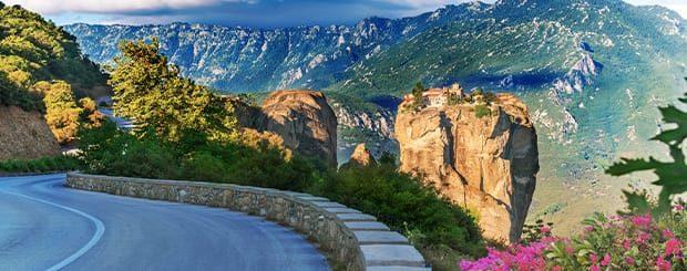 viaggi on the road europa