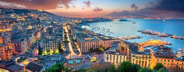 Capodanno a Napoli 2021 - Tour Capodanno a Napoli