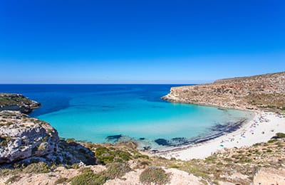 Gran Tour Sicilia + Mare Lampedusa - Tour Operator Sicilia