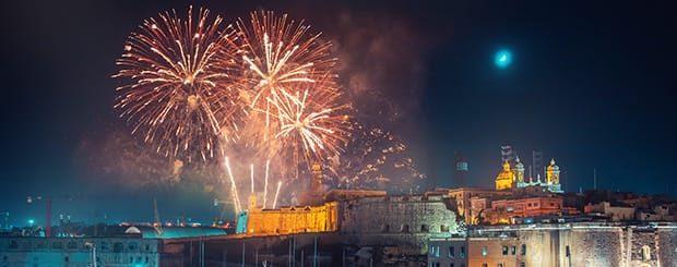 Capodanno 2021 a Malta - Malta a Capodanno
