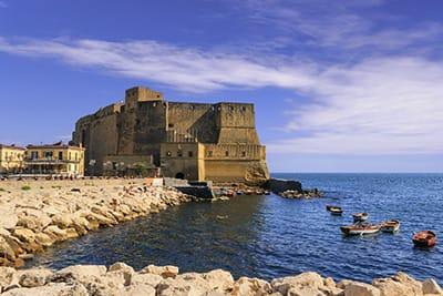 Castel dell'Ovo - Gran Tour Campania