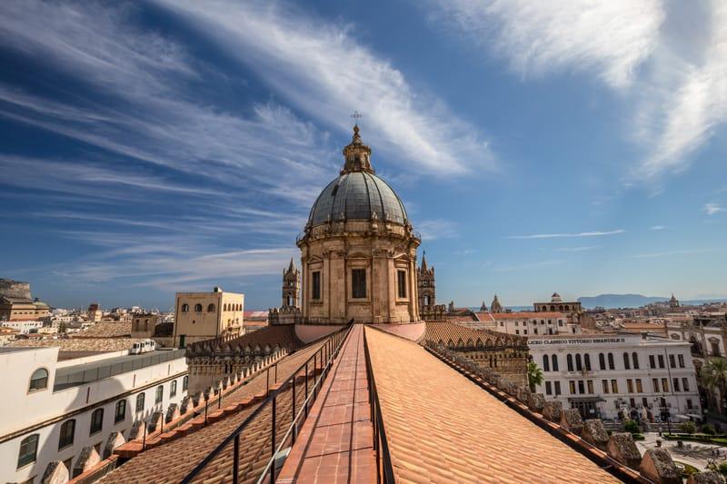 cupola cattedrale di Palermo