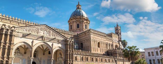 cattedrale di Palermo - la cattedrale di palermo