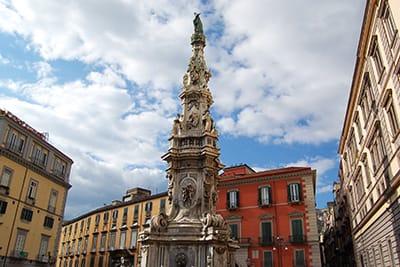 Centro storico - Tour Capodanno a Napoli
