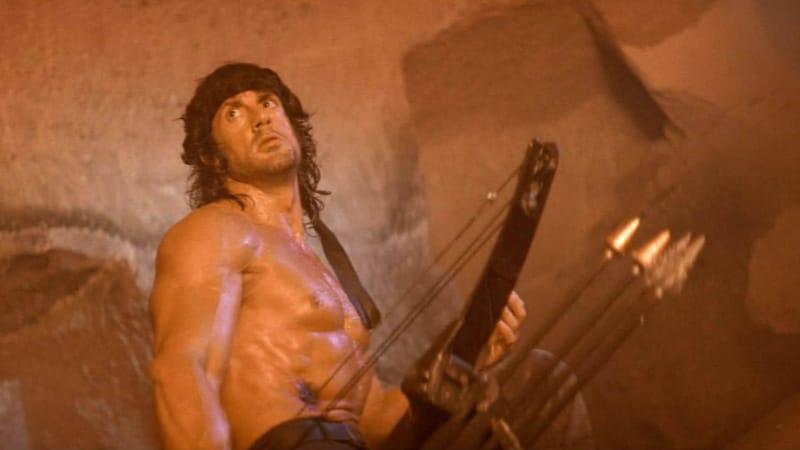 Rambo 3 - Film girati in Israele
